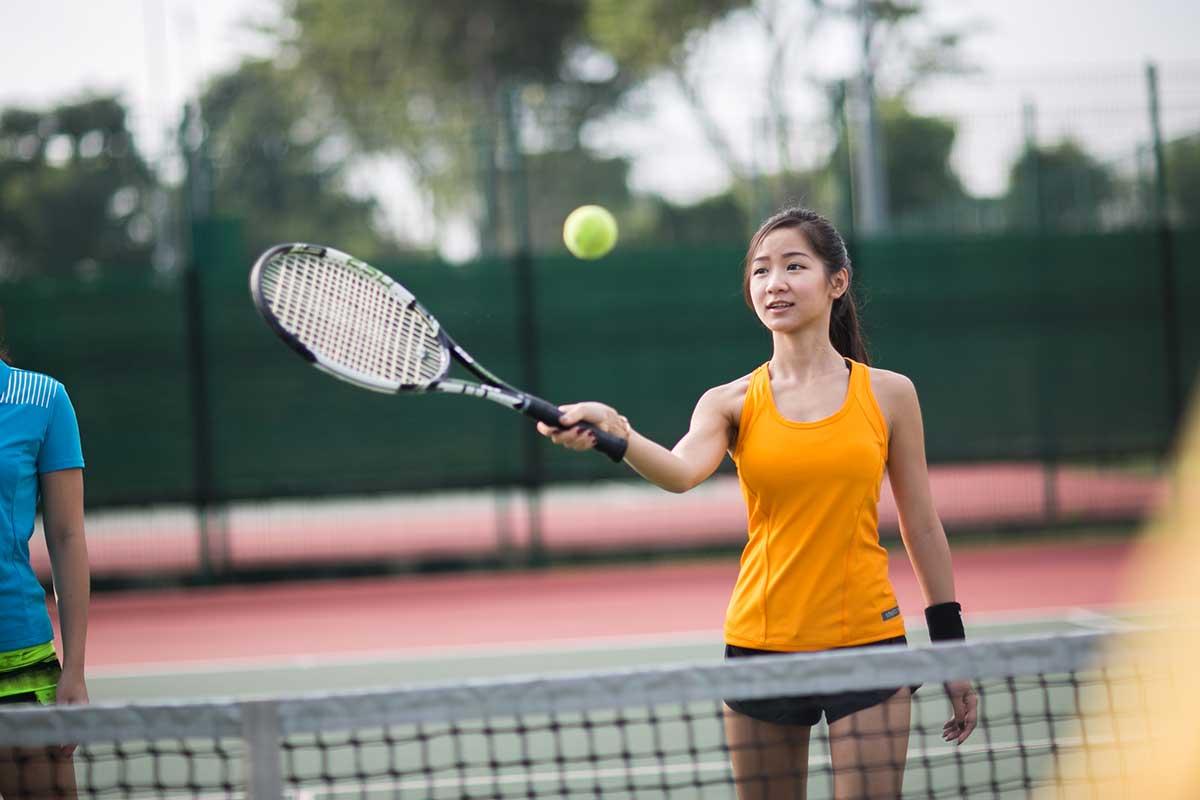 Tennis For Beginners >> Beginner Tennis Lessons Singapore Learn Tennis Singapore