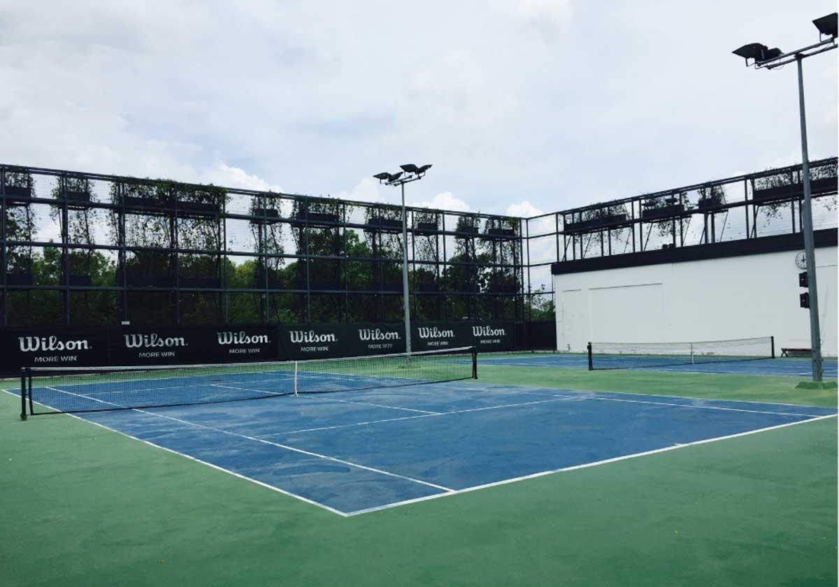 Tennis Lessons Singapore Pasir Ris Banana Tennis Academy